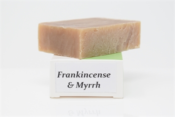 Picture of Frankincense & Myrrh Soap Bar