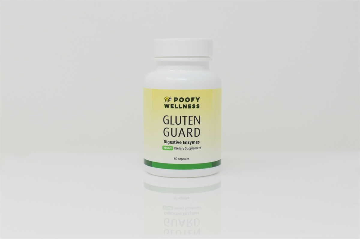 Picture of Gluten Guard Digestive Enzymes