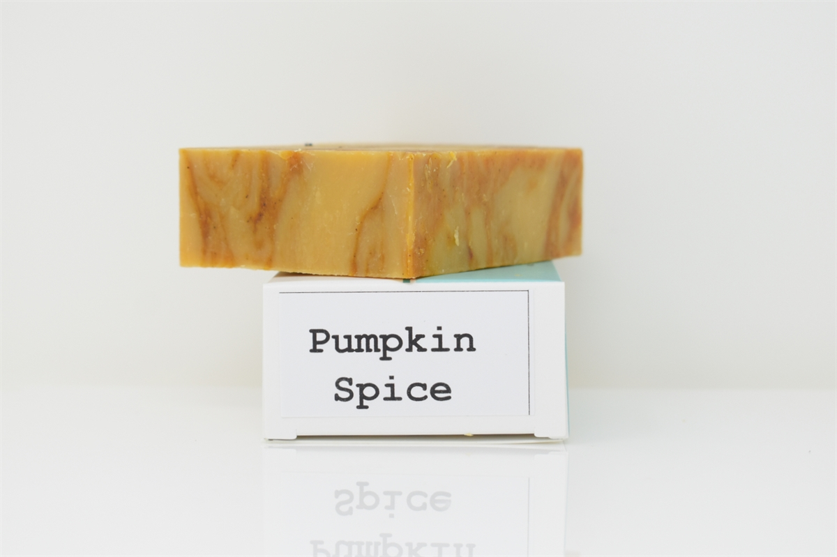 Picture of Pumpkin Spice Soap Bar