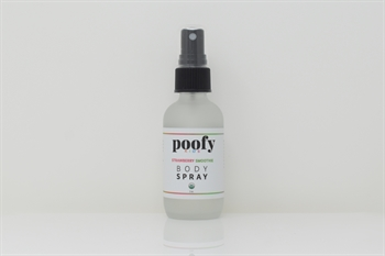 Picture of Strawberry Smoothie Body Spray Organic