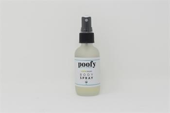Picture of Lemon Sugar Body Spray Organic