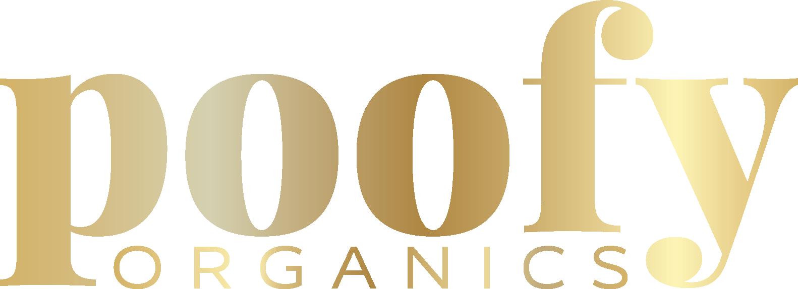 Poofy Organics Logo